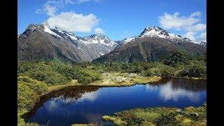 Классный фильм  Дикая природа Новой Зеландии  Национальные парки  Документальный фильм