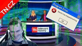 [TN.CZ] HERDYN HACKNUL TV NOVU!!!