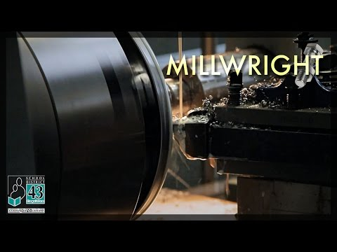 Millwright | Alex | SD43 Career and Trades Programs