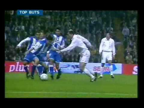 ZIDANE All Goals Real Madrid 1/2