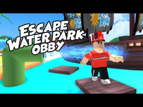 Roblox | Bể Bơi Nguy Hiểm | Escape Swimming Pool Obby | DH Survival