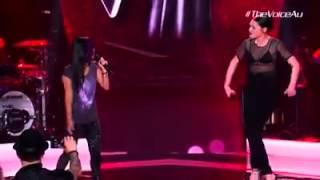 Menina realiza sonho e canta ao lado de Jessie J em reality show