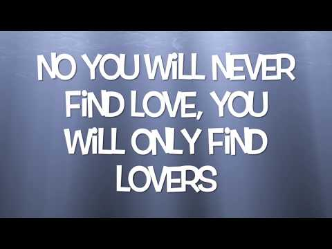 The Script - Love Not Lovers (Lyrics)