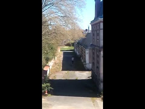 Traqués à Châteauroux - vidéo urbex -