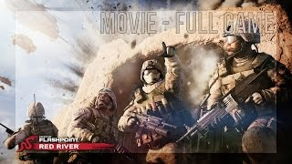 Operation Flashpoint: Red River - Movie - Full Game / HD