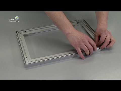 011 TexFrame 22 (обучающее видео: системы натяжения текстиля)