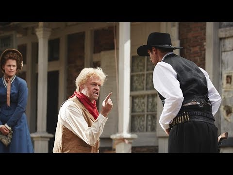 Kinski - Billy the Kid - Sketch History | ZDF