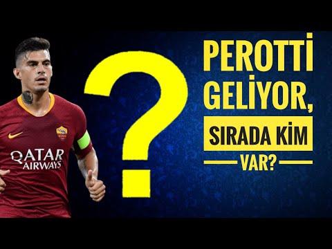 Perotti Fenerbahçe için Geliyor ! Sıradaki Transfer Kim?