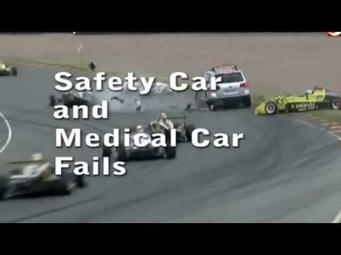 Safety Car and Medical Car Fails