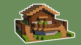 950 Gambar Rumah Minecraft Paling Bagus HD