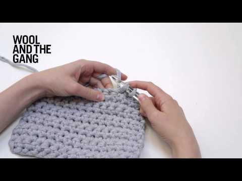 How to Decrease in single crochet