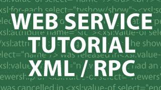 Web Services Tutorial 2 Remote Procedure Call Tutorial