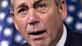 John Boehner Responds to Critics on the Right