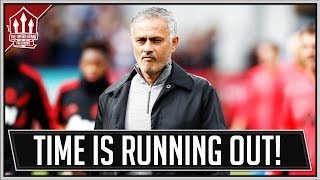 Mourinho Out Of Ideas! Manchester United News Now
