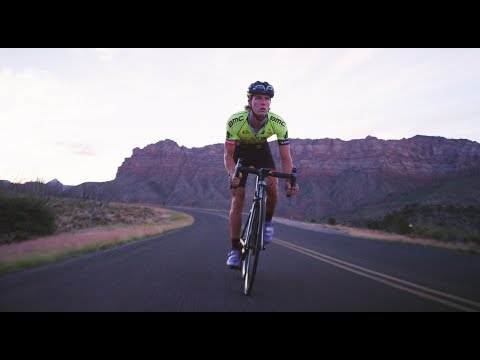 Cycling Zion With TJ Eisenhart