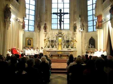 4 4 09 Vienna Boys Choir Burgkapelle 19