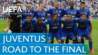 Juventus highlights: See how Pirlo, Tevez and co made it to the final(Watch goals and highlights from Juventus' journey to the UEFA Champions League final. Subscribe: ..., 2015-06-01T14:03:18.000Z)