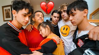 Our family is splitting up (emotional) | Lucas and Marcus