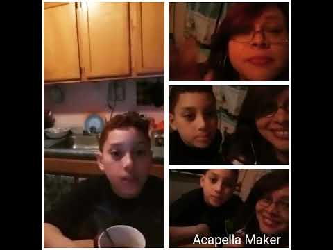 Acapella maker- hallelujah chorus cover... Alex and titi nikky time!