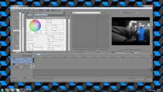 How to ColorSplash (show only one color) in Sony Vegas [TUTORIAL]