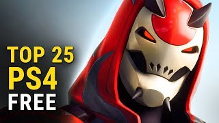 Top 25 Free Ps4 Games Of All Time | Whatoplay