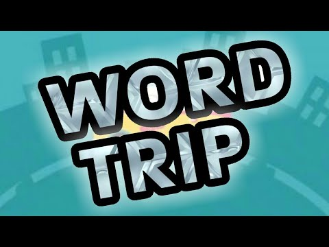WORD TRIP Swipe Connect & Streak Puzzle | Free Mobile Game Android / Ios  Gameplay Youtube YT Video