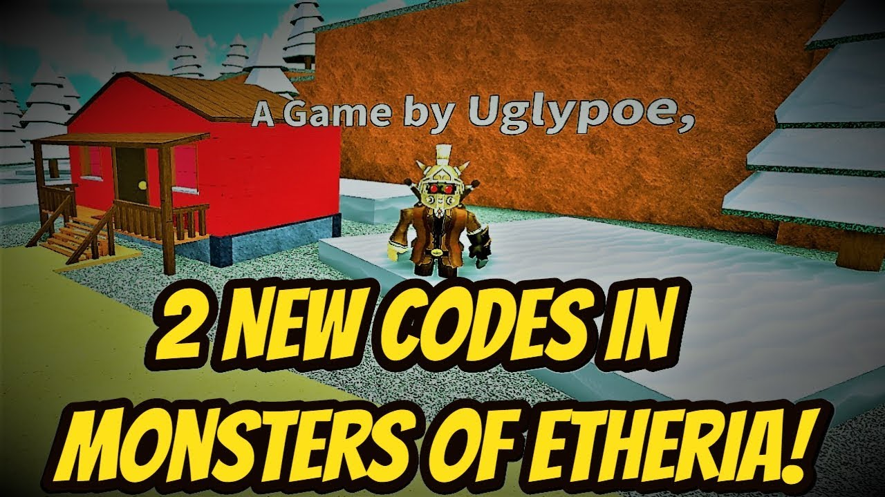 Codes 2020 Roblox Monsters Of Etheria Christmas 2 New Codes]   Monsters of Etheria Roblox   YouTube