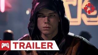 Star Wars Jedi: Fallen Order leleplező előzetes