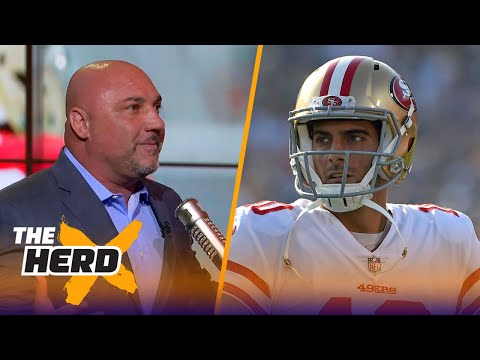 Jay Glazer on Garoppolo's contract with the 49ers, McDaniels staying with the Patriots   THE HERD