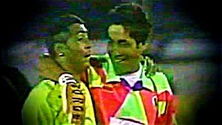 Desafío final: Romario vs Jorge Campos