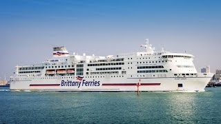 Onboard Pont-Aven - Brittany Ferries