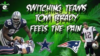 Madden 15| Madden 15 Cowboys vs Patriots Tom Brady Gets Picked apart