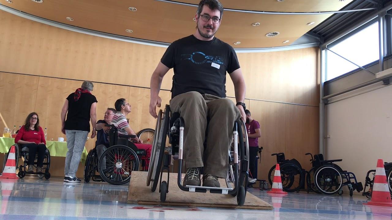 Rund um den Rollstuhl
