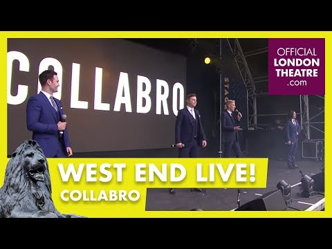 West End  2018: Collabro