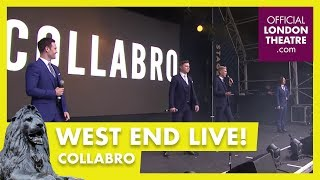 West End LIVE 2018: Collabro