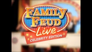 Family Feud Live: Celebrity Edition