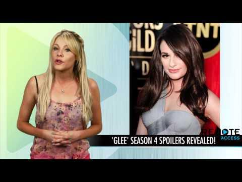 Glee Season 4 Spoilers!