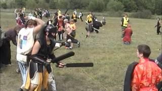 War of the Iron Fist VIII : 2 Bridge Battle : Dagorhir