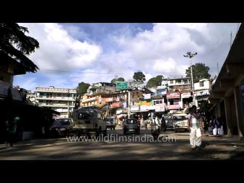 Lohaghat town of Uttarakhand Travel Video
