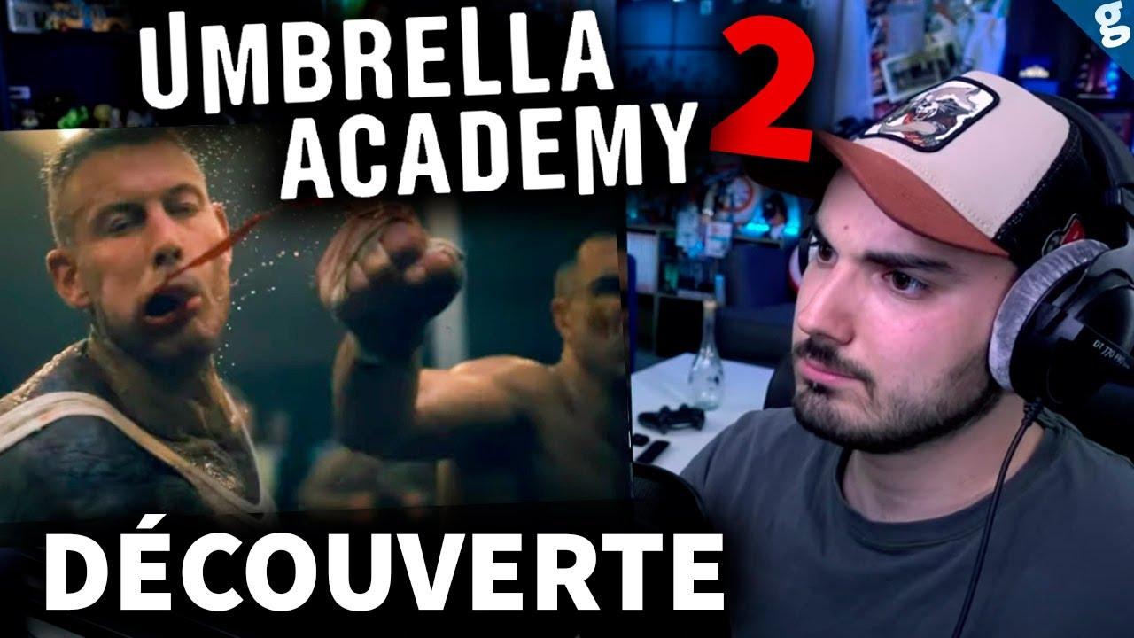 UMBRELLA ACADEMY : Réaction au TRAILER de la SAISON 2 !