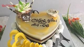 Những mẫu bánh kem dễ thương - Cute ice cream cakes