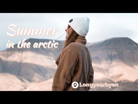 Summer in Longyearbyen | Great photo locations | Svalbard No