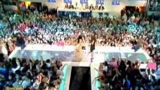 Anggun, Elfy & Dominique 'Etre une femme & Cesse la Pluie et Juste' @ Star Academy 2006.11.04.avi