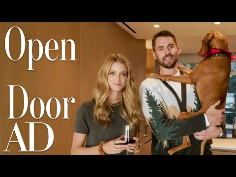 Inside NBA Star Kevin Love's Modern TriBeCa Home | Open Door