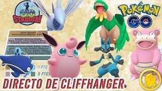 ¡COMBATES de GO STADIUM en DIRECTO!-Pokémon Go PvP