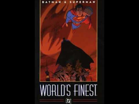 Batman/Superman: The World
