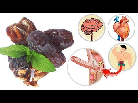 Why Dates Are Good For Men? Dates Nutrition Facts Health Benefits Of Dates