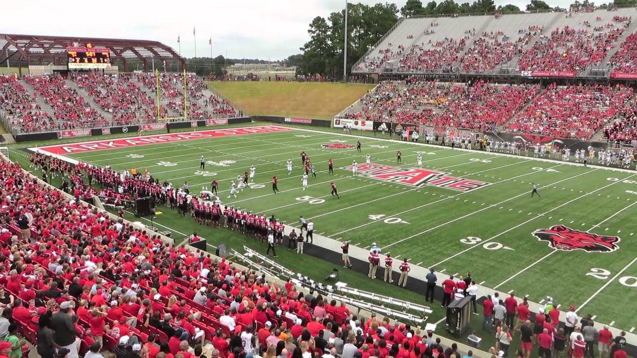 Sân vận động trường Đại học Bang Arkansas