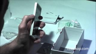 Archos 40b titanium Umboxing