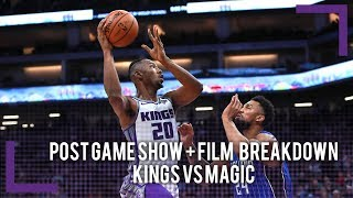 Film Session #3: Kings vs Magic